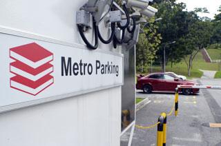 Carpark Metroparking
